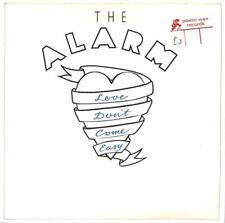 """The Alarm - Love Don't Come Easy - 7"""" Record Single"""