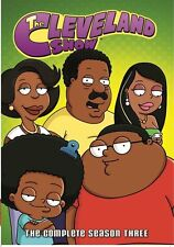 The Cleveland Show: Complete Season Three 3 - Region Free DVD - Sealed