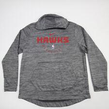 Atlanta Hawks Nike Dri-Fit Sweatshirt Men's Gray Used
