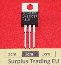 Nat Semi LM2937ET-2.5 Ldo regulador de voltaje 2.5 V TO-220