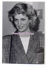 pq0008 - Princess Diana - Princess of Wales - postcard