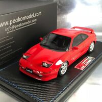 1/18 Peako JP Hobby #82404 Toyota MR2 SW20 1995 revision 3 Red