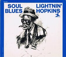 LIGHTNIN' HOPKINS Soul Blues PRST-7377 Prestige Vinyl LP33 Rock Album EX Stereo
