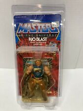 Masters Of The Universe Rio Blast Moc He-man Skeletor