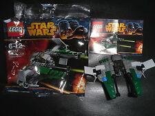 LEGO Polybag 30244 STAR WARS Anakin's Jedi Interceptor Poly Bag Vehicle Brick