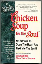 Jack CANFIELD, Mark Victor Hansen / Chicken Soup for the Soul First Edition 1993