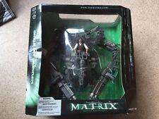 MacFarlane Toys The Matrix Mifune's Last Stand - Very Rare MISB