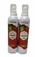 LOT OF 2- Old Spice FOAMER Foaming Body Wash Fiji with palm tree 10.3 OZ FIJI-
