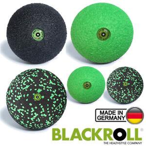 ▷ BLACKROLL ® BALL FASZIENBALL 8 cm 12 cm Massage Reha Faszien Kugel