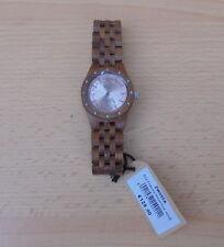 ZZERO ZW055A Green Time Wood-koa Koa Holz Holzuhr Damenuhr Armbanduhr
