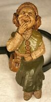 MADRE-R 1984~Tom Clark Gnome~Cairn Studio Item #1068~Edition #73~Story Included