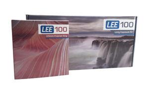 Lee Filters LEE100 Long Exposure Kit + LEE100 Polariser Ring