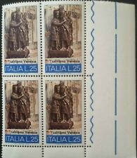 ITALIA 1973 quartina MNH** Salviamo VENEZIA- Mi: IT 1400