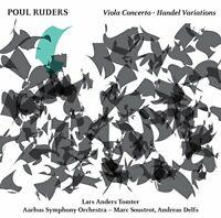 Lars Anders Tomter;Aarhus Symphony Orchestra - Ruders: Viola [CD]
