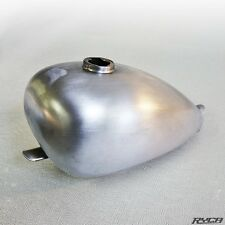 Custom Small Bobber Peanut Motorcycle Fuel Gas Tank Low Tunnel Harley Ryca
