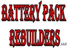 PORTER CABLE 12 Volt BATTERY REBUILDING WE REBUILD ALL PC 12 V BATTERIES