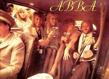 ABBA disco LP 33 g SAME stampa ITALIANA 1975 made in ITALY omonimo POLAR DIG IT