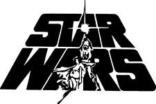 Sticker Star Wars 100 - 57x38 cm