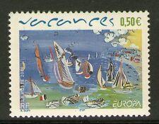 TIMBRE 3668 NEUF XX LUXE - EUROPA - LES VACANCES OEUVRE DE RAOUL DUFY