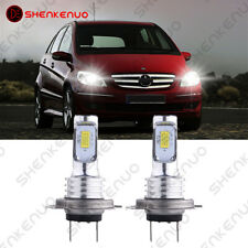 Für MERCEDES-BENZ B-Klasse (W245 Xenon LED Look Abblendlicht Lampen H7 In Vision