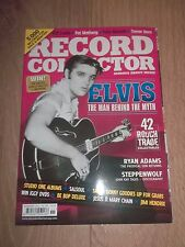 RECORD COLLECTOR MAGAZINE ~ NOVEMBER 2011 ISSUE: 394 ELVIS ROUGH TRADE & MORE