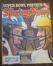 The Sporting News January 26, 1998 Super Bowl Preview