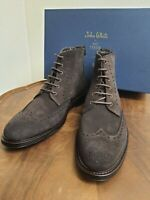 Mens John White Bourton Brogue Boots Size 12 New In Box rrp £195