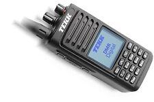 TEKK D-500U UHF 5 Watt 1000 Channel, HANDHELD PORTABLE TWO-WAY RADIO