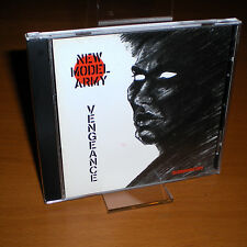 New Model Army - Vengeance (The Independent Story) CD 18-track Version