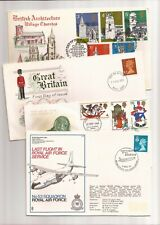 U.K./ Canada/ Brit. Commonwealth- Total of 280 Fdcs