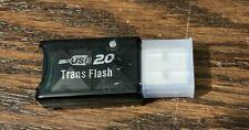 Usb 2.0 Micro Sd / Trans Flash Card Reader