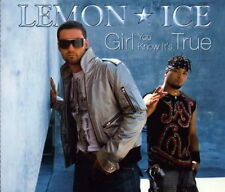 Lemon Ice - Girl You Know It's True - 2007 - 4 Tracks + 1 Data Track - Maxi-CD