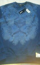 Just Roberto Cavalli Crewneck Lion King Lifestyle Sweatshirt Italian Streetwear