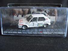 Rally Model Car IXO 1:43 CITROEN VISA 1000 PISTES Monte Carlo 1985 J. Andruet[P]
