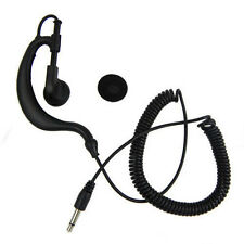 Air Tube Listen Only Earpieces with 3.5mm Plug for Walkie Talkie/Two Way Radio