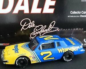 Dale Earnhardt, Sr. #2 Wrangler 1/24 MA 1981 Pontiac Grand Prix 56357003
