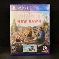 Far Cry New Dawn ( PS4/ PlayStation 4) BRAND NEW / Region Free