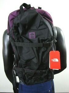 NWT The North Face TNF Vans X Slashback Backpack Snowboarding Day Pack - Black