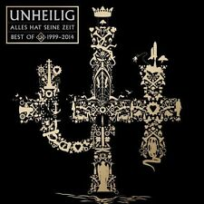 Unheilig - Best of Unheilig 1999-14 [New CD] Germany - Import
