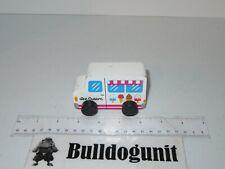 Wooden Ice Cream Truck Car Wood Toy Horizon Group