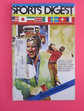 GENE LITTLER 1974 SPORTS DIGEST GAYLORD PERRY SPITBALL