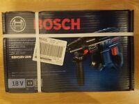 New Bosch GBH18V-20N 18-Volt Cordless Rotary Hammer Drill SDS-Plus Tool Only 18v