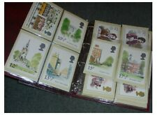 More details for 160+ post office picture cards - phq's - in album