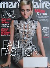 MILEY CYRUS September 2015 MARIE CLAIRE Magazine DARIA STROKOUS  ERICA LINDER