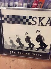 Ska: The Second Wave by Various Artists (CD) Brand New! Free Shipping!