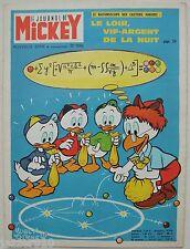 ¤ LE JOURNAL DE MICKEY n°1068 ¤ 03/12/1972