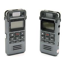Ghost/Paranormal EVP Grabadora de voz digital de equipos de investigación de caza 8GB