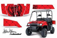 AMR Racing Polaris Ranger 500/700 UTV Graphic Kit Wrap Decal Part 04-08 RELOAD K