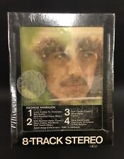 George Harrison - Self Titled - SEALED 8 Track Tape - 1979