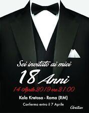 Invito Compleanno Inviti Compleanno Fai Da Te Compleanno